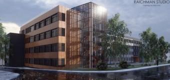 """Nou corp de clădire la Școala Gimnazială """"Iuliu Hațieganu""""."""