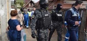 Florești: Acțiuni ale polițiștilor și jandarmilor cu efective mărite.