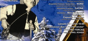 """Festivalul Tradițional de Colinde și Obiceiuri de Iarnă """"Laurențiu Hodorog"""""""