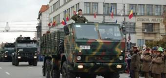 Cluj: ceremonia militară de 1 Decembrie nu va avea public.