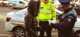 Cluj-Napoca: Acțiuni ale poliștilor clujeni- sute de persoane legitimate, unele au ajuns la secție fiind bănuite de comiterea unor infracțiuni.