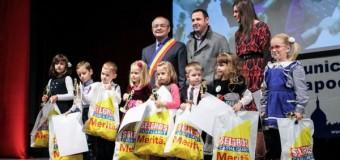 """Gala de Excelenţă """"10 pentru Cluj – Juniorii Clujului, Speranţele Cetăţii"""" – ediția a  VII-a"""