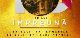 Primăria Cluj-Napoca vă invită la Revelionul 2018 în Piața Unirii, primul eveniment din anul Centenarului