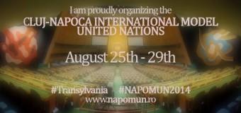 Conferinta Internationala NAPOMUN la a cincea editie