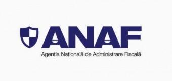 ANAF va înceta publicarea restantelor fiscale ale persoanelor fizice