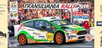 """Atenție șoferi! Restricții de circulație cu ocazia """"Transilvania Rally"""" 2016"""