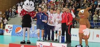 Georgel Bobiș a cucerit medalia de argint la Campionatele Mondiale de futnet de la Brno, la proba de simplu