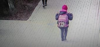 UPDATE: Fetița fost găsita de un echipaj de jandarmi. O fetiță în vârstă de 8 ani, a plecat singură de la școală și este de negăsit.