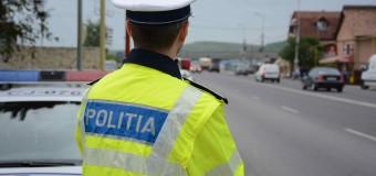 248 de sancţiuni contravenţionale și 8 permise de conducere reținute de polțiștii clujeni