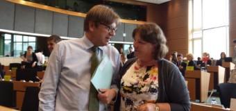 Norica Nicolai a ales ALDE