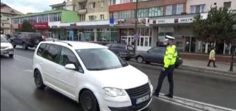 Patru clujeni cercetați de polițiști după ce au fost prinși conducând fără a deține permis de conducere