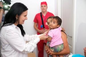 Sursă Foto: www.facebook.com/pg/Ministerul-Sănătăţii-România