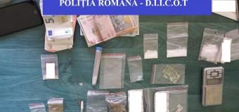"""Tineri reținuți la  festivalul ,,Teknival România 2018"""" pentru trafic și consum de droguri de mare risc"""