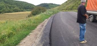 Ample lucrări de reabilitare și modernizare pe drumul județean 161C Iclod – Aluniș – Corneni