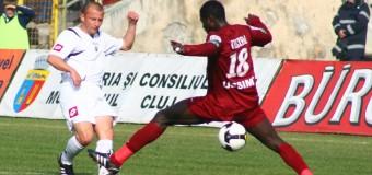 U Cluj a învins CFR Cluj. Va juca în finala Cupei României după 50 de ani