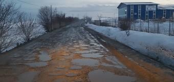 """Principala rută turistică a Clujului este înecată în noroi: """"DRUMUL RUȘINII – DJ 107 M"""" o MLAȘTINĂ pentru care nu răspunde nimeni!"""