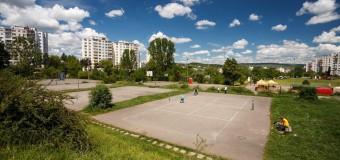 """""""La Terenuri"""" în Mănăștur: bază sportivă și de agrement după modelul celei din Gheorgheni"""