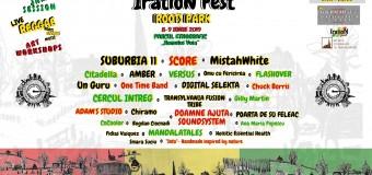 IratioN Fest – Roots Park – festival de muzică reggae, ateliere meșteșugărești și artistice