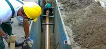 Două noi localități clujene vor fi alimentate cu apă din sistemul public centralizat al județului