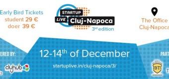 Startup Live Cluj-Napoca #3