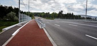 Circulația pe Podul N a fost redeschisă în integralitate