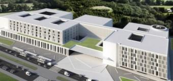 Verde pentru Spitalul Regional de Urgență de la Cluj.