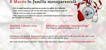 8 Martie in familia monoparentală