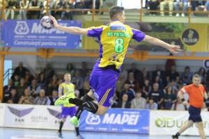 AHC Potaissa Turda - Poli Timisoara 31-22 în play-off-ul Ligii Naționale de handbal masculin sezon 2016-2017   © FOTO: Mircea Rosca / www.ActionFoto.ro