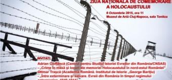 Ziua naţională de comemorare a Holocaustului Joi, 8 octombrie 2015