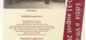 """Sărbătoarea """"Fiii satului Gîrbău"""" va avea loc în acest sfârşit de săptămână"""