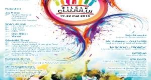 Zilele Clujului – Programul pentru duminică, 22 mai 2016