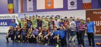 Dublă pentru istorie! AHC Potaissa Turda, în semifinalele Challenge Cup!