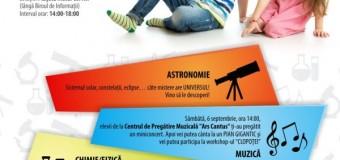 Academia Trăsniților: 6-7 septembrie 2014 în mall-ul din comuna Floreşti