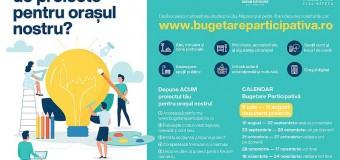 Procesul Bugetare participativă Cluj-Napoca 2019!