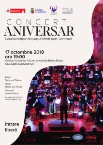 Afis Concert Aniversar
