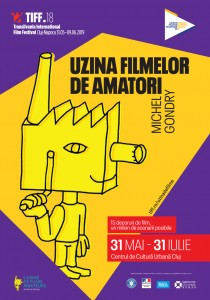 Afis - Uzina Filmelor de Amatori