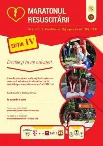 Afis ed. 4 - Maratonul Resucitarii
