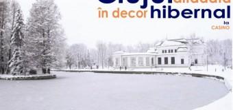Expozitia foto Clujul de altadata in decor hibernal