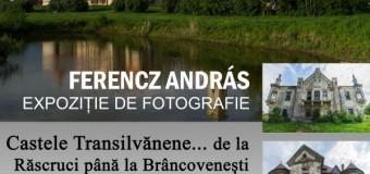"""Expoziţia """"Castele Transilvănene… de la Răscruci până la Brâncovenești"""" la Galeria """"Arte"""""""