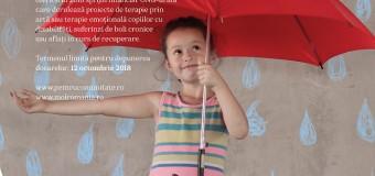 Programului MOL pentru sănătatea copiilor:  Fonduri în valoare de 400.000 de lei pentru ONG-urile care sunt alături de copii cu nevoi speciale