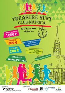 Afis treasure hunt