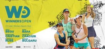 Turneu de tenis la Cluj- câștigătoarea va juca cu Halep.