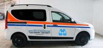CJC a achiziționat 293 de noi echipamente medicale pentru Spitalul de Pneumoftiziologie