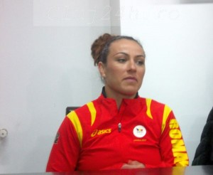 Andreea Chițu judo