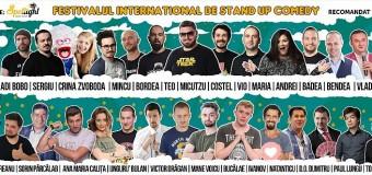 Festivalul Internațional de Stand-up Comedy, ediția a V-a