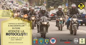 Atenție la motociclisti