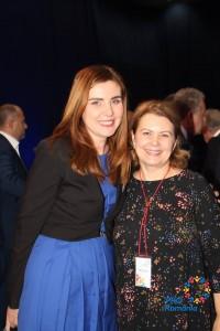 Aurelia Cristea si Ioana Petrescu