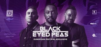 BLACK EYED PEAS – CONCERTUL ANULUI ÎN EUROPA ARE LOC ÎN ROMÂNIA, LA  UNTOLD!