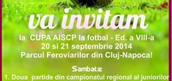 Suporterii CFR-ului organizează Cupa AISCR în parcul Feroviarilor. Vezi programul