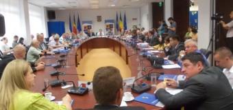 Seplecan a fost ales preşedinte interimar al Consiliului Judeţean Cluj